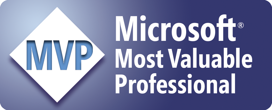 Microsoft Most Valued Professional